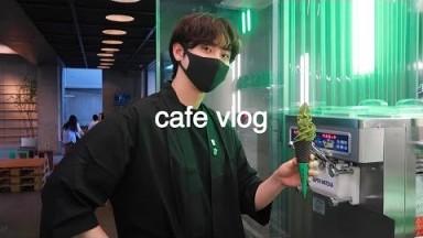 [cafe vlog] 또 사고쳤습니다.. l 카대남 6번째 카페 일일알바브이로그