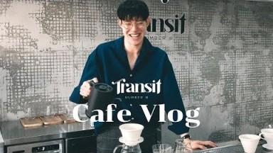 [Cafe Vlog] at Transit Number 8 คาเฟ่เชียงใหม่