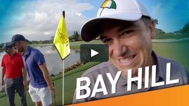 Arnold Palmer Bay Hill Club & Lodge   Orlando Golf Trip Vlog