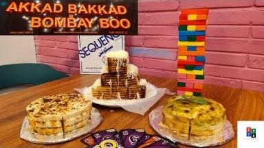 Pahadi Sandwich / Akkad Bakkad Bombay Bo (AB3) /vile Parle/ ESTR vlog