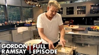 Gordon Ramsay's Ultimate Blondie Recipe | Ultimate Cookery Course