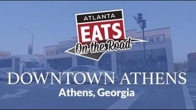 On the Road - Athens   Atlanta Eats