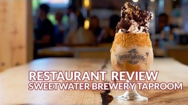 Restaurant Review - Sweetwater Brewery Taproom | Atlanta Eats