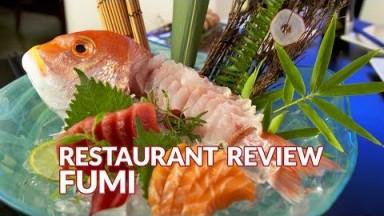 Restaurant Review - FUMI | Atlanta Eats