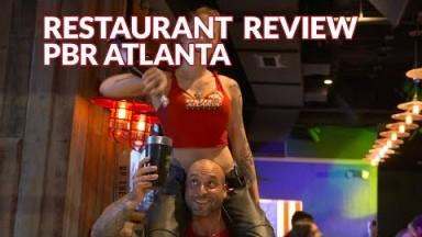 Restaurant Review - PBR Atlanta | Atlanta Eats