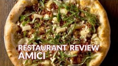 Restaurant Review - Amici   Atlanta Eats