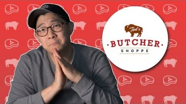 Cooking with Bison from Ted's Butcher Shoppe