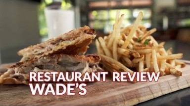Restaurant Review - Wade's Fine Eatery and Good Time Emporium | Atlanta Eats