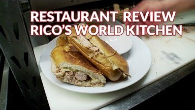 Restaurant Review - Rico's World Kitchen | Atlanta Eats