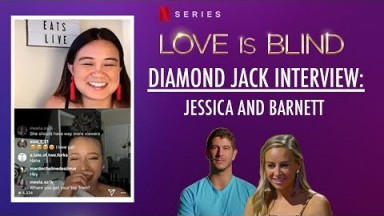 Love Is Blind's Diamond Warned Jessica About Barnett   Interview