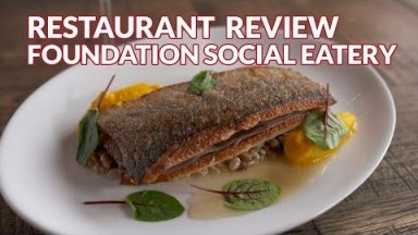 Restaurant Review - Foundation Social Eatery | Atlanta Eats