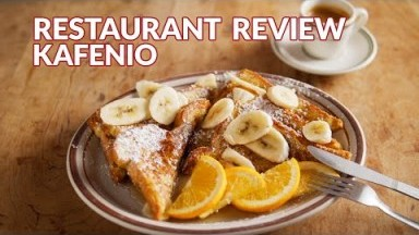 Restaurant Review - Kafenio | Atlanta Eats