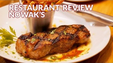 Restaurant Review - Nowak's | Atlanta Eats