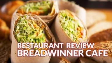 Restaurant Review - Breadwinner Cafe | Atlanta Eats