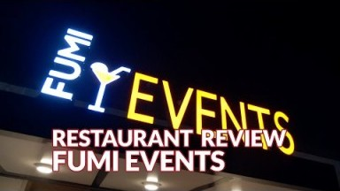 Restaurant Review - FUMI Events | Atlanta Eats