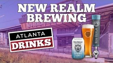 New Realm Brewing Company   Atlanta Drinks