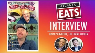 An Interview with Bryan Schroeder, Executive Director, The Giving Kitchen | Atlanta Eats