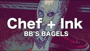 Chef + Ink - Michael Siino, BB's Bagels | Atlanta Eats