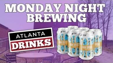 Monday Night Brewing   Atlanta Drinks