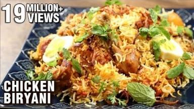 Simple Chicken Biryani | Restaurant Style Eid Special Biryani | The Bombay Chef – Varun Inamdar