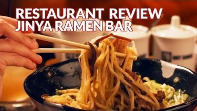 Restaurant Review - Jinya Ramen Bar | Atlanta Eats
