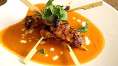Chicken Tikka Masala | Indian Tandoori Style Homemade Gravy | The Bombay Chef - Varun Inamdar