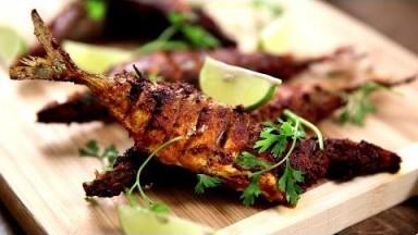 Bangda Fish Fry   Mackerel Fish – Goan Style Fish Fry Recipe   The Bombay Chef – Varun Inamdar