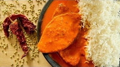 Rawas Fish Curry   Salmon Fish Curry Indian Style   COOK LIKE A BOSCH   Fish Recipes   Smita Deo
