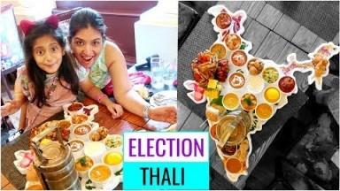 Bharat Thaali - All Indian Cuisine Special   #Ardor2.1#MyMissAnand #FoodVlog #CookWithNisha
