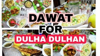 Dawat Preparation For Newly Married Couple VLOG by (YES I CAN COOK) #DawatPreparation #DawatTips