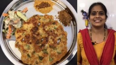 Tiffin/Adai/Aviyal/Pattani Milagai Podi/Cooking Vlog/Breakfast & Dinner receipe