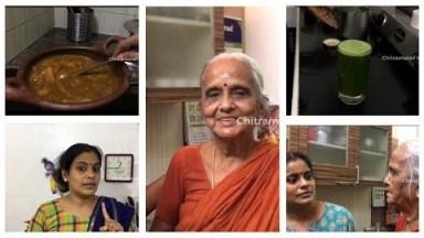 இன்றைய சமையல்/My  Saturday cooking Vlog/A day in my life vlog/Vathakuzham/Vendaikkai Curry/MintJuice