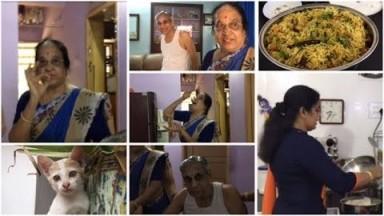 Cooking Vlog/Indraya samayal/Sunday Spl Veg Biryani/Curd Rice/Curd Pachadi/Potato Fry