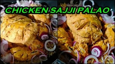 Cooking VLOG: CHICKEN SAJJI PALAO