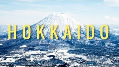 SNOWBOARDING HOKKAIDO JAPAN | NISEKO SKI TRAVEL VLOG