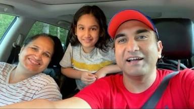 We Slept in a New York Jungle | Vlog 15 | Lalit Shokeen