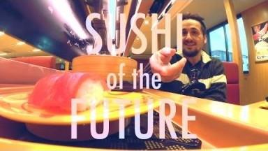 Cheapest Sushi Restaurant in Japan - SUSHIRO Review