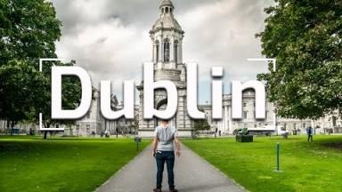 BEST DAY IN DUBLIN   IRELAND TRAVEL VLOG #8