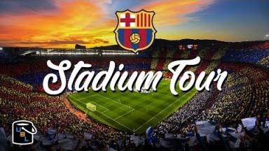 ⚽ FC Barcelona Camp Nou Stadium Tour - Spain Football Travel Ideas