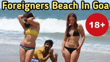 Foreigners Beach In Goa | Tamil | Places to visit | Tour | Travel | Tourism | Goatamilan