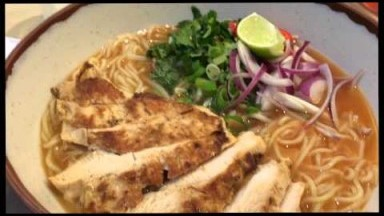 Roberts London Wagamama Restaurant Visit Review