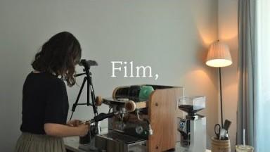 Baristajoy Studio Short Film, Barista life in Korea, Home cafe Equipments, Latte art, Vlog