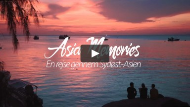 Memories Of Asia - Travel Vlog