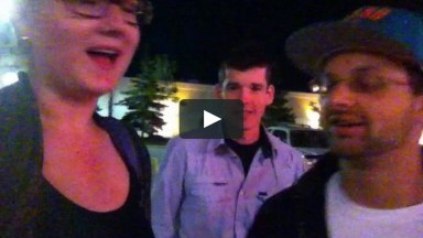 vlog 9: being a restaurant rat with the boys.