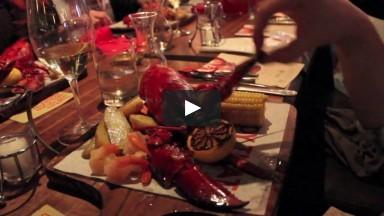 Vlog: Lobsterfest at Earls Restaurant on King Street