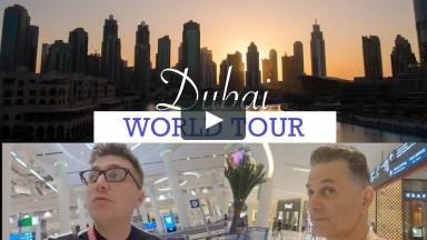 Dazzling Dubai | World Tour Vlog #6