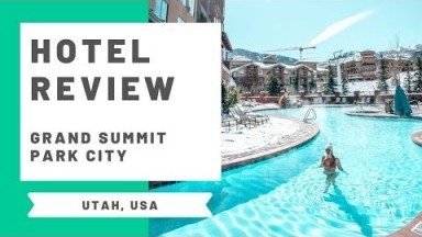 Grand Summit Hotel Park City Room Tour And Hotel Review!