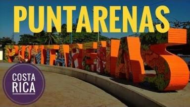 PUNTARENAS COSTA RICA TRAVEL TOUR 4K VIDEO   DJI OSMO POCKET 2021