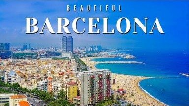 SPAIN BARCELONA CITY TOUR | The Best Of Barcelona, Spain | Travel Guide Video & Highlights