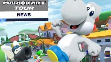 Mario Kart Tour Yoshi Tour News, and Review!